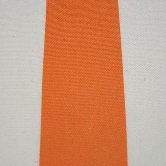 Orange Awning Stripe