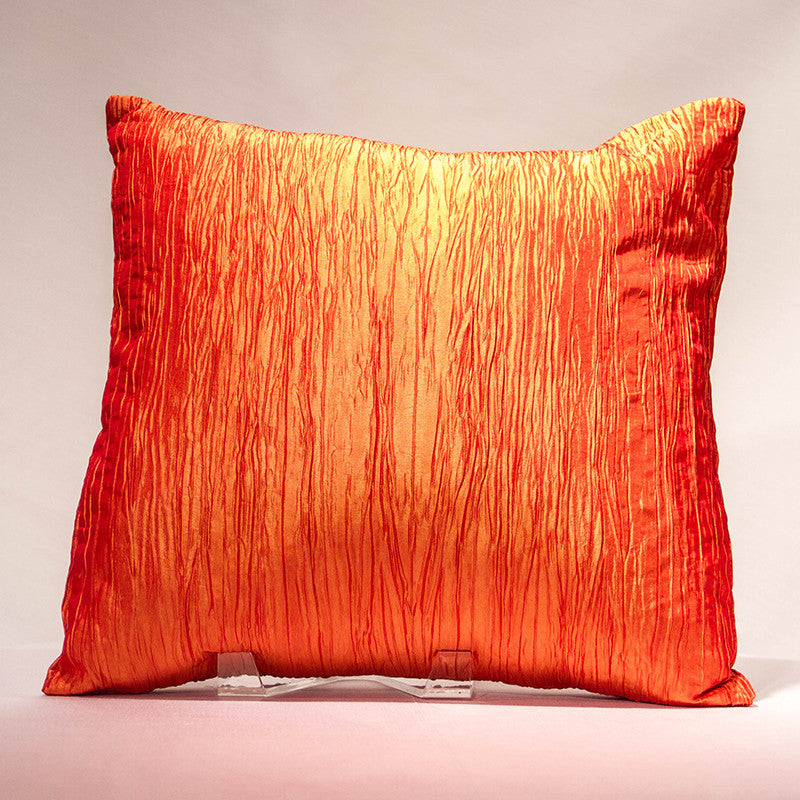 Persimmon Bark Pillow