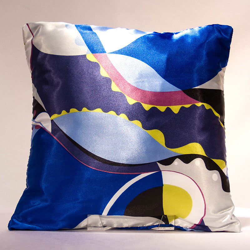 Pucci Blues Pillow