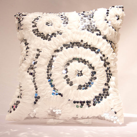 Snowball Pillow