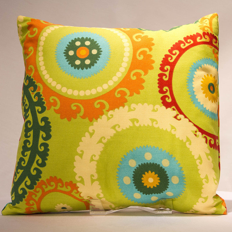 Spyra Gyra Pillow