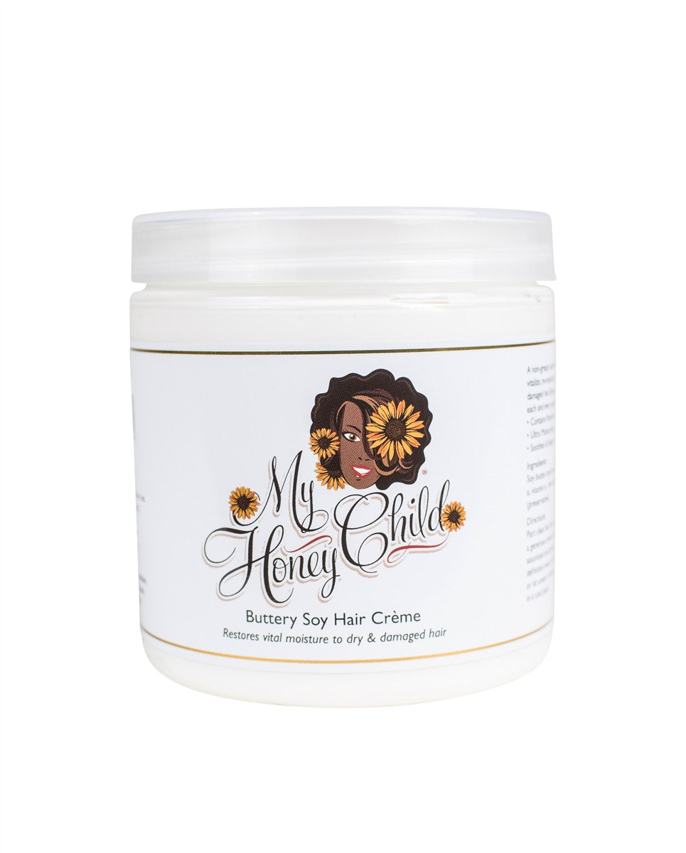 Buttery Soy Hair Creme