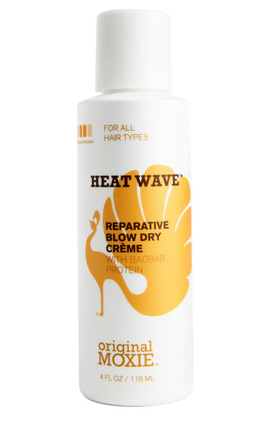 Original Moxie Heat Wave Blow Dry Cream