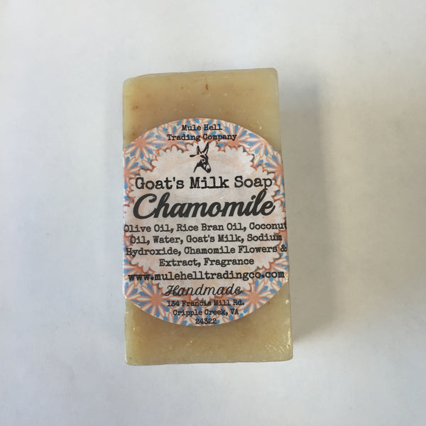 MH Chamomile Bar Soap