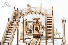 MECHANICAL TOWN SERIES  - TRAM LINE MODEL
