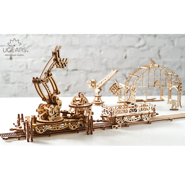 MECHANICAL TOWN SERIES - RAIL MANIPULATOR