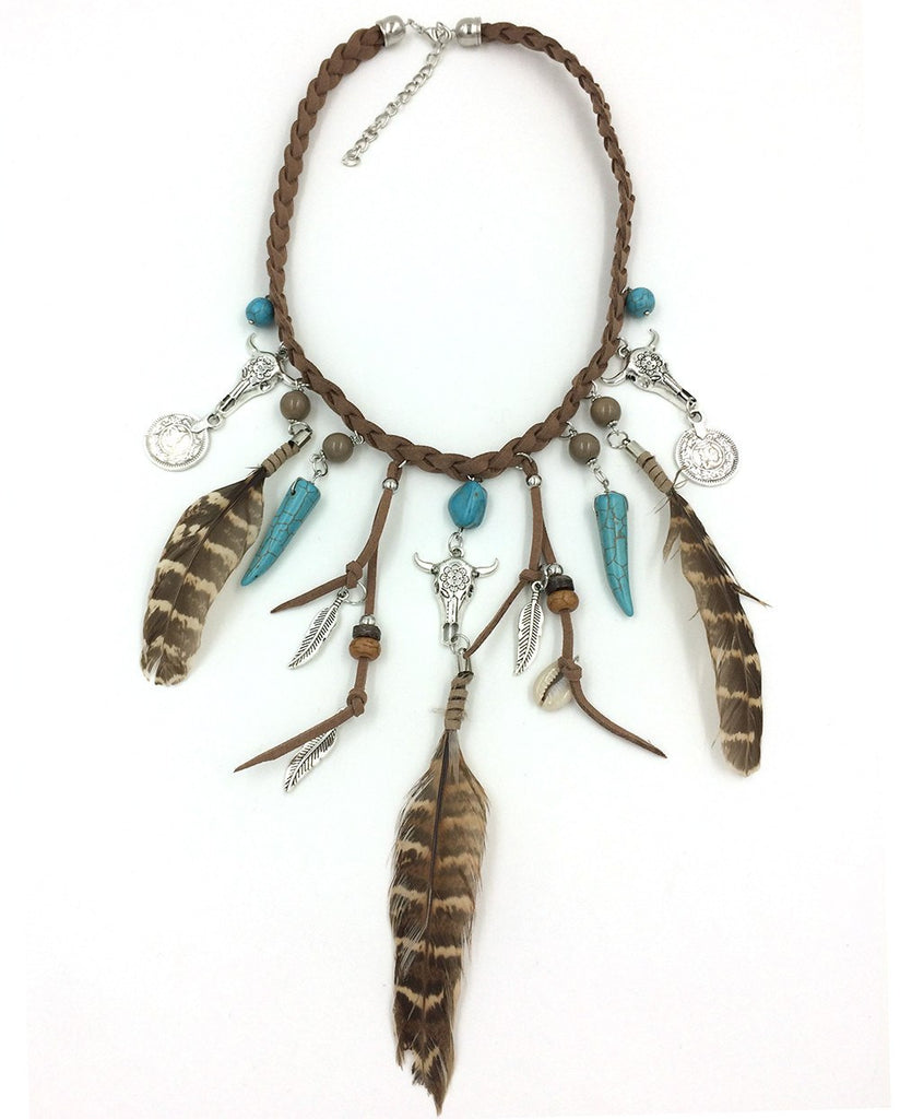 Aiyana Native Necklace