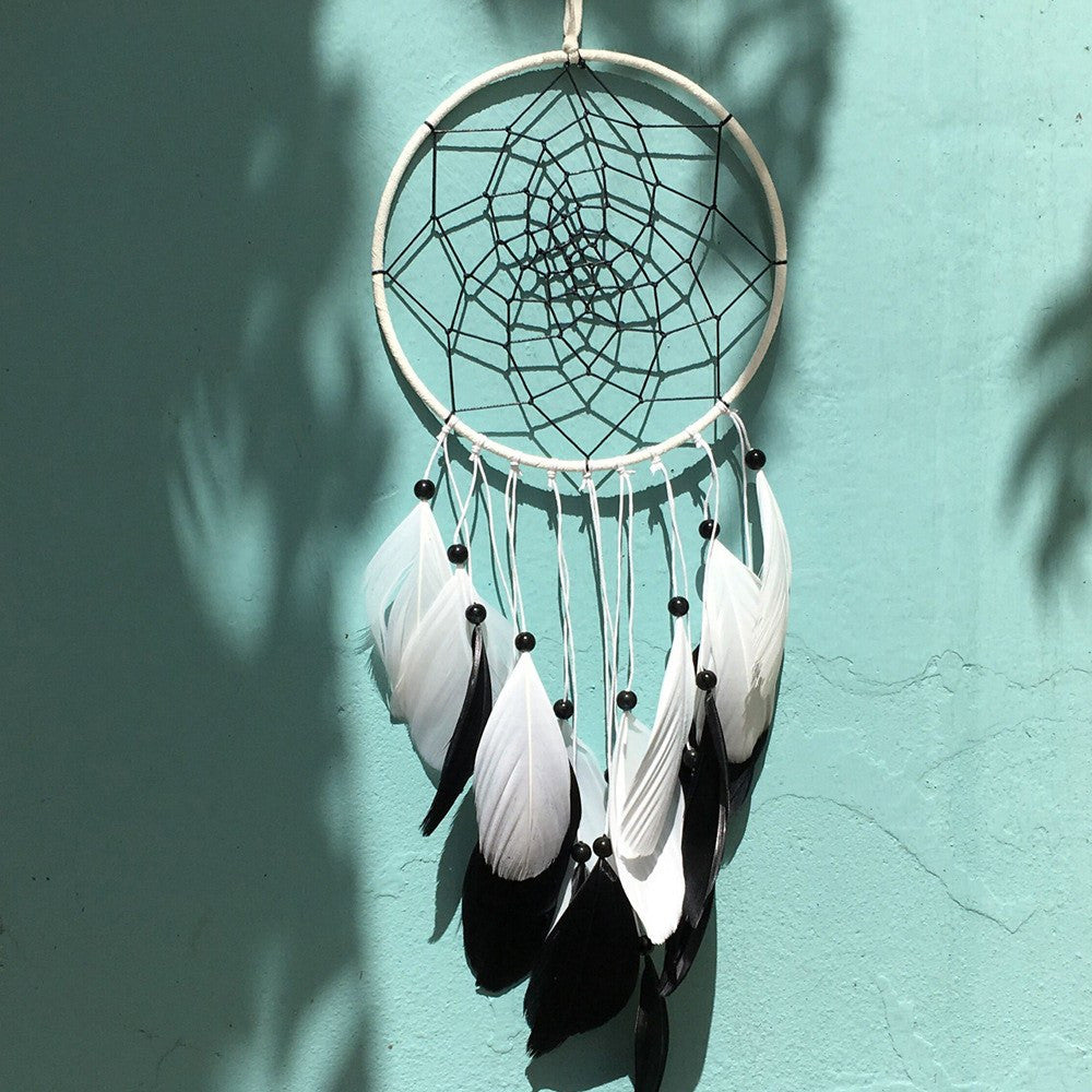BNW Flower Dreamcatcher