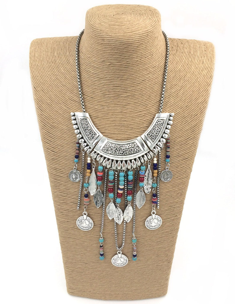 cara necklace coca native products love nova