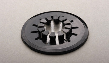 CD SuperSpiders - Black, White or Clear Self Adhesive Spiders