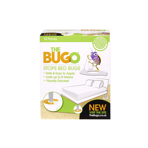 The Bugo - Stop Bed Bugs - Pack of 100 allthingssticky
