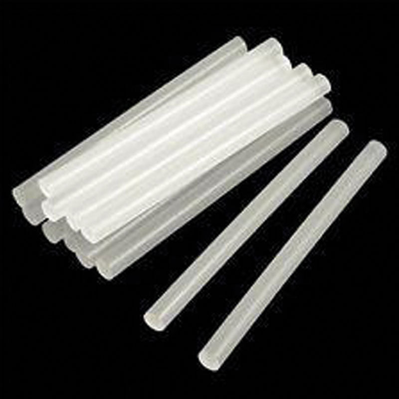Extra Long Hot Melt Glue Gun Sticks - Crystal Clear Adhesive 11.5mm Diameter x 290mm long