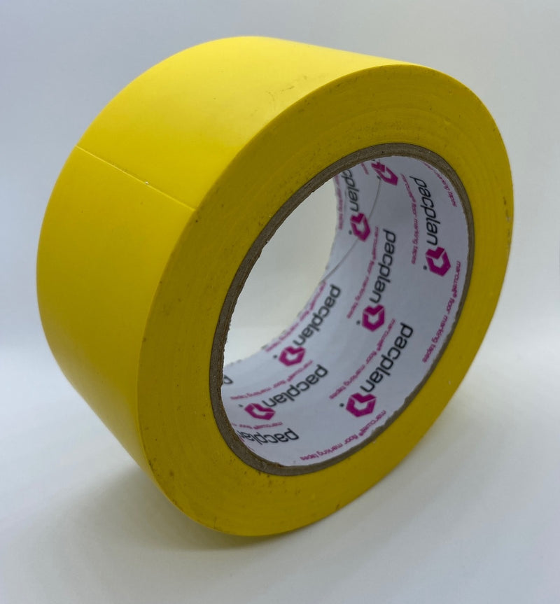PVC Floor Marking Tape (Yellow)