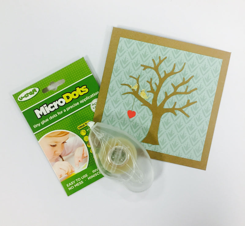 Micro Dots - 5 sheets of tiny dots