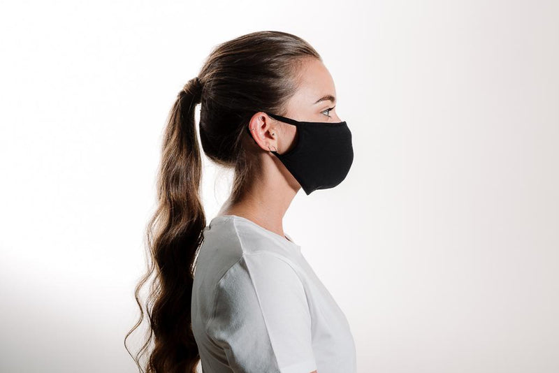 Copper Nano Fabric Face Mask