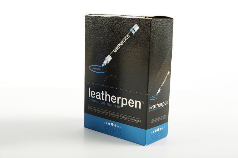 LeatherPen - Removable Leather Marking Pen - various colours available