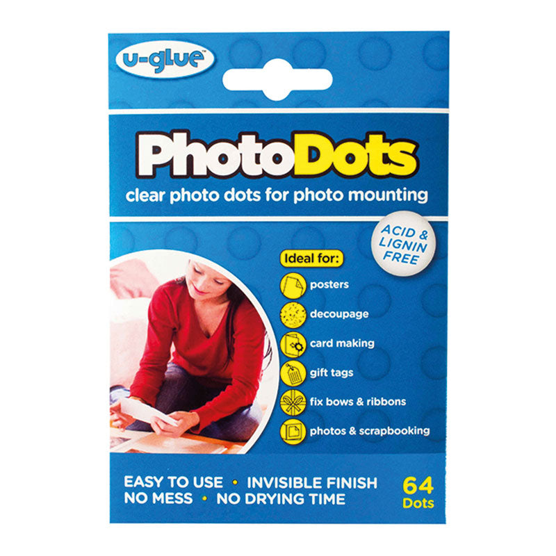 Photo Glue Dots