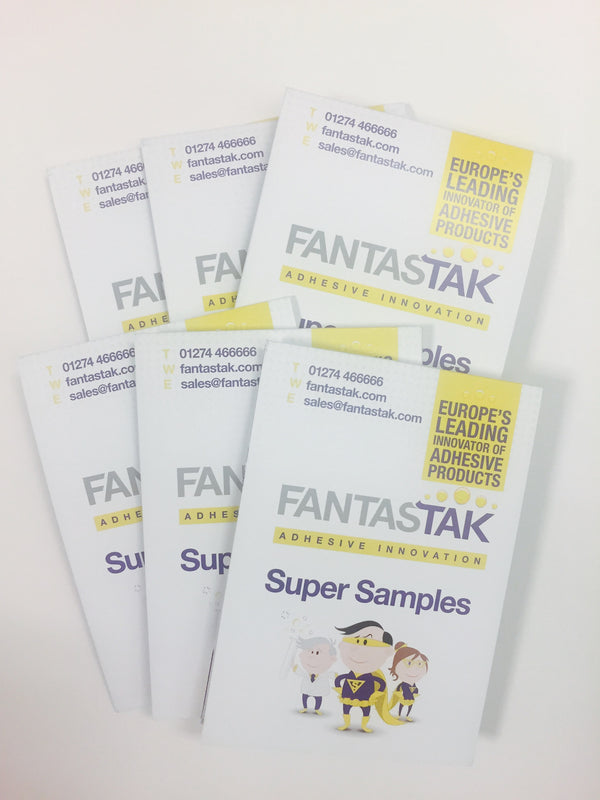 Sample Pack - SuperDiscs - 6 samples included
