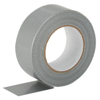 Silver Cloth Tape / Gaffa Tape - various sizes