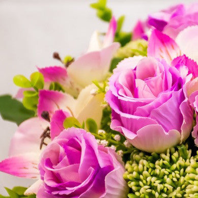 Top five rules for flower arranging