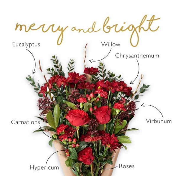 5 florally tips for arranging your Letterbox Bouquet