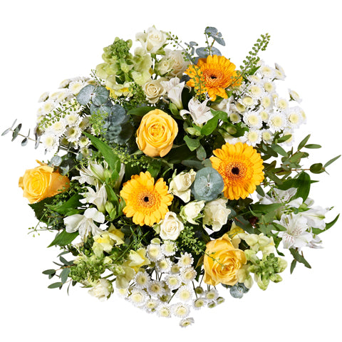 Send Flower Delivery with Postabloom