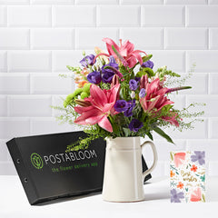 Bohemia - Letterbox Bouquets - Postabloom Flower delivery app