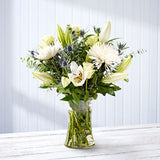 Elegance hand tied bouquet of flowers
