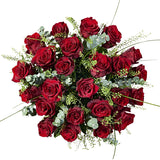 24 Red Roses Flower Delivery