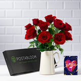 Amore - Letterbox Bouquets - Postabloom Flower delivery app