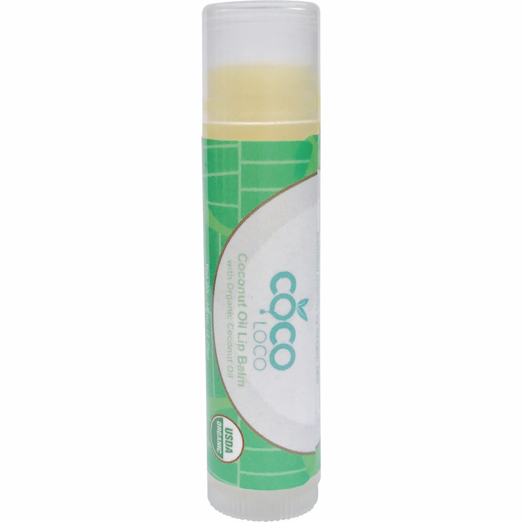 Coconut Oil Lip Balm - Coco Loco Products