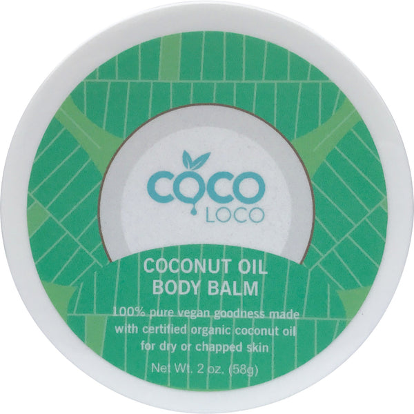 Coconut Oil Body Balm