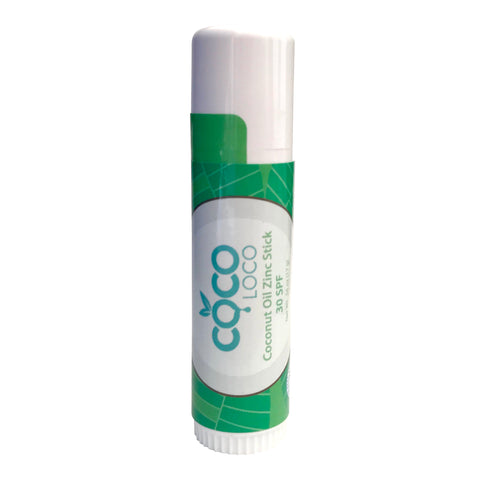 COCONUT OIL ZINC STICK - SPF 30