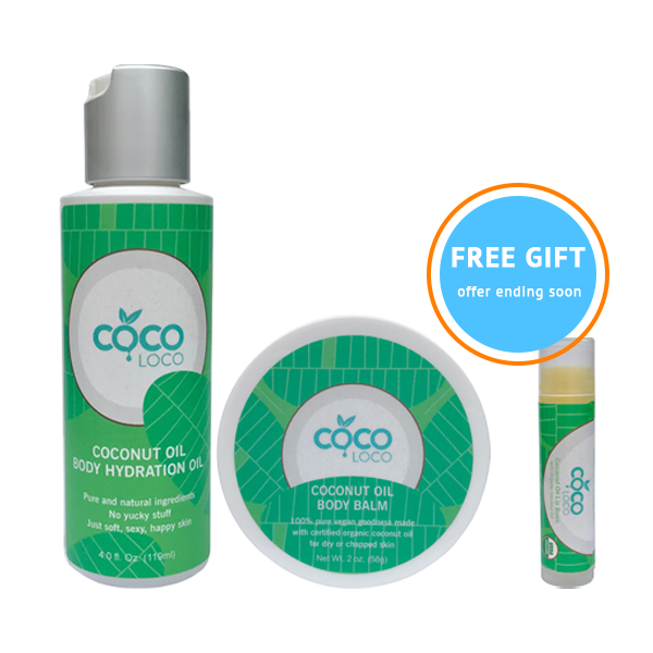 Coco Loco's Bodycare Dream Team - Coco Loco Products