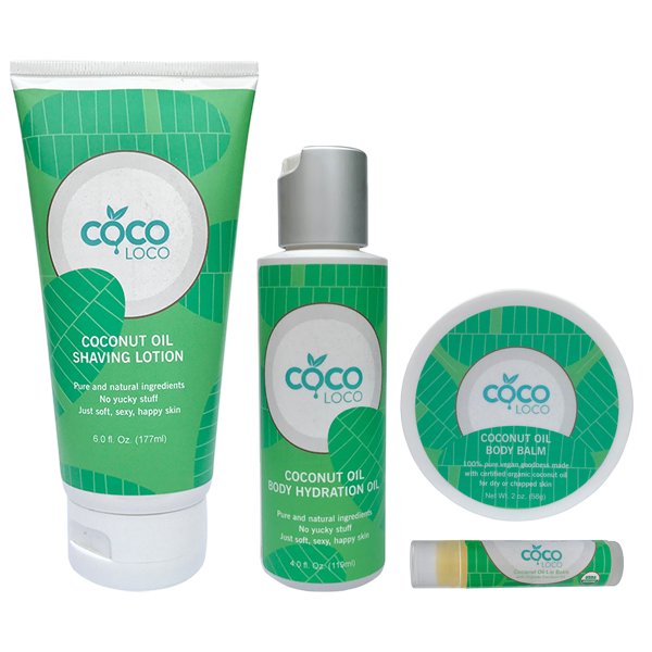 Coco Loco Summer Paradise Pack (4 Bestsellers) - Coco Loco Products