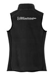 50th Anniversary Fleece Vest - Women's