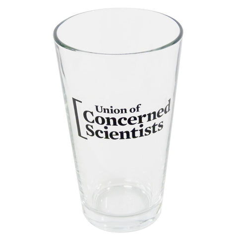 UCS pint glasses