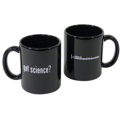 Got Science? mug