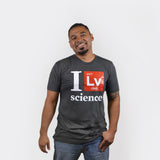 I Lv Science tee-shirt