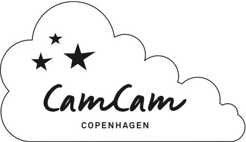 Cam Cam Copenhagen Scandinavian brand Copenhagen Denmark sustainable organic cotton production timeless contemporary design for babies children and home. Free UK shipping on orders over £49. 10% discount when you subscribe for our newsletter.