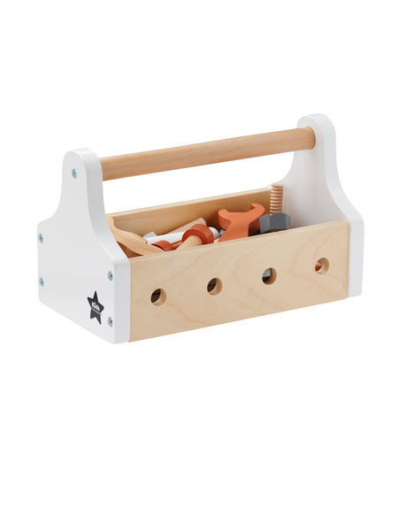 KID'S CONCEPT - Tool Box Star - Natural