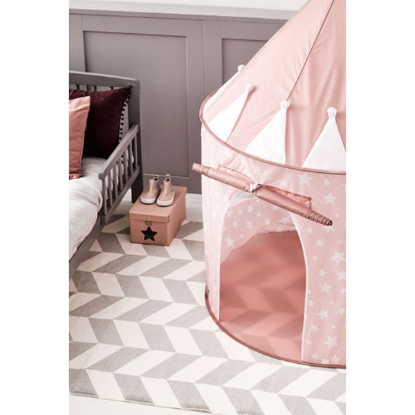 KID'S CONCEPT - Play Tent - Pink Star