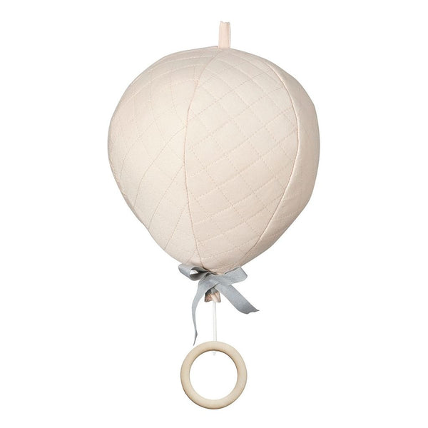CAM CAM COPENHAGEN - Balloon Music Mobile - Rose Quilted