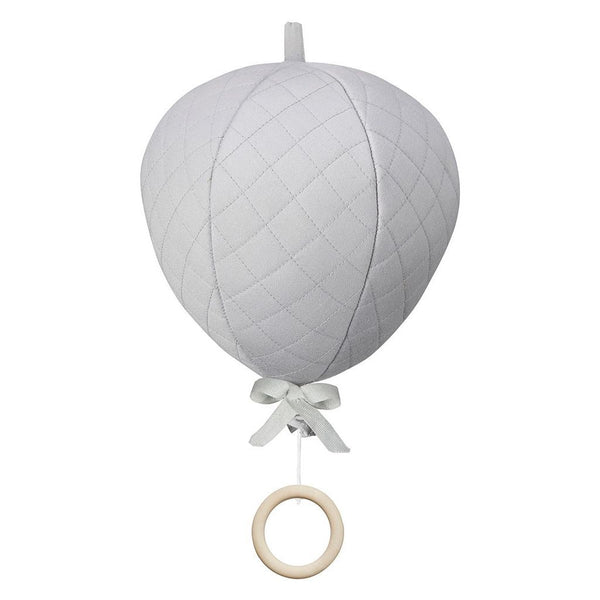 CAM CAM COPENHAGEN - Balloon Music Mobile - Grey Quilted