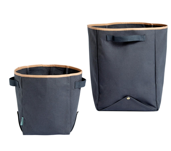 OYOY - Storage Bag - Repo Steel Grey