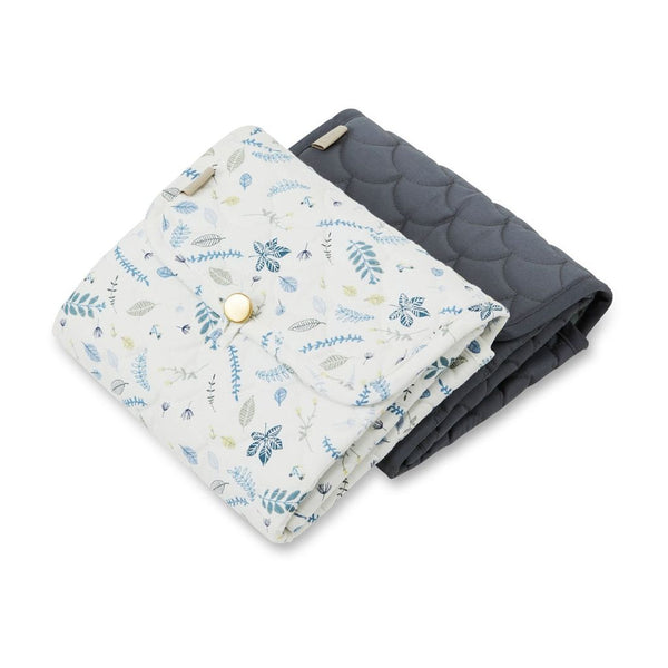 CAM CAM COPENHAGEN - Quilted Changing Mat - Grey