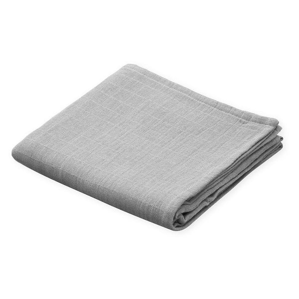 CAM CAM COPENHAGEN Baby Muslin Cloth in Grey