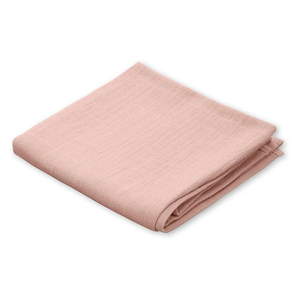 CAM CAM COPENHAGEN Baby Muslin Cloth in Blush Pink