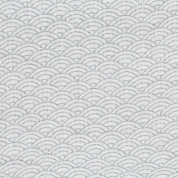CAM CAM COPENHAGEN - Baby Muslin Cloth - Grey Wave