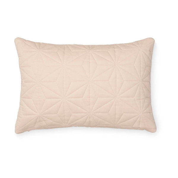 CAM CAM COPENHAGEN - Rectangular Quilted Cushion - Rose